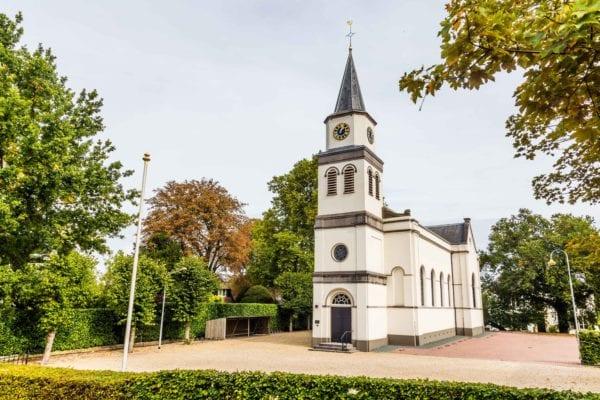 Kerkgebouw Waardenburg